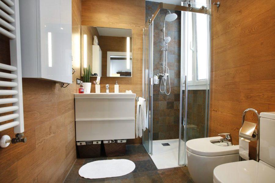 Reforma de baño en Donostia San Sebastián, Gros.