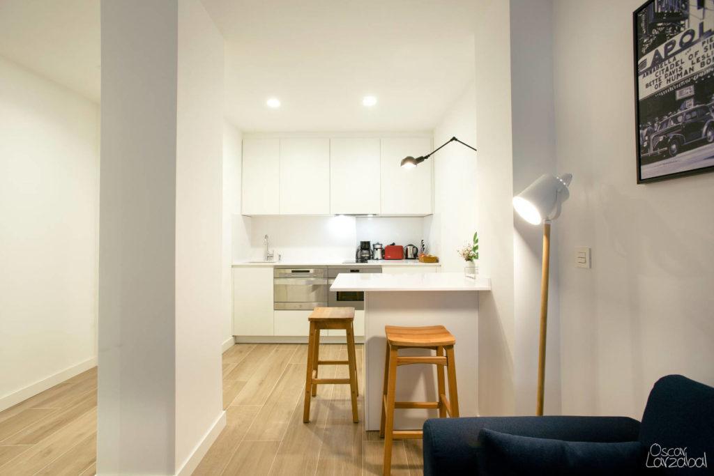 Reforma Cocina Electrodomésticos Apartamento San Bartolome Donostia San Sebastian 09