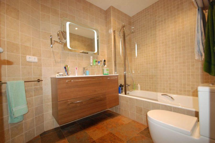 Reforma de baño en Donostia – San Sebastián
