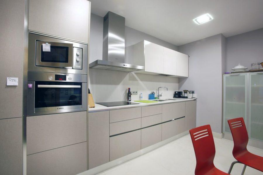 Reforma de cocina en Donostia – San Sebastián, Amara