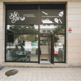 Reforma de tienda de comida artesanal BOR BOR DONOSTI
